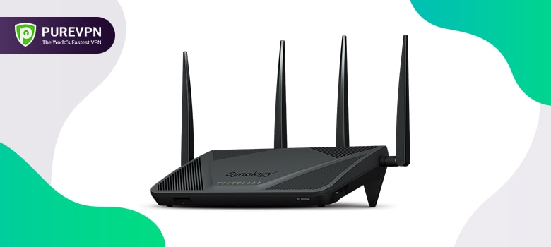 best vpn routers Synology RT26000AC