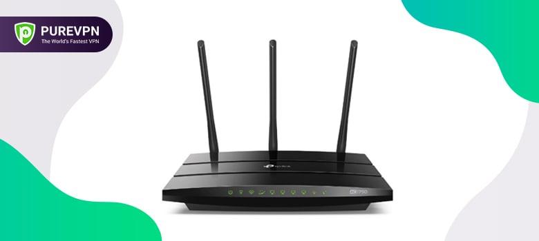 best vpn routers TP-Link Archer C7 AC1750 Wireless Dual Band Gigabit Router