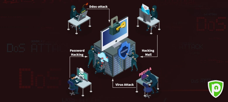 how application layer attack works