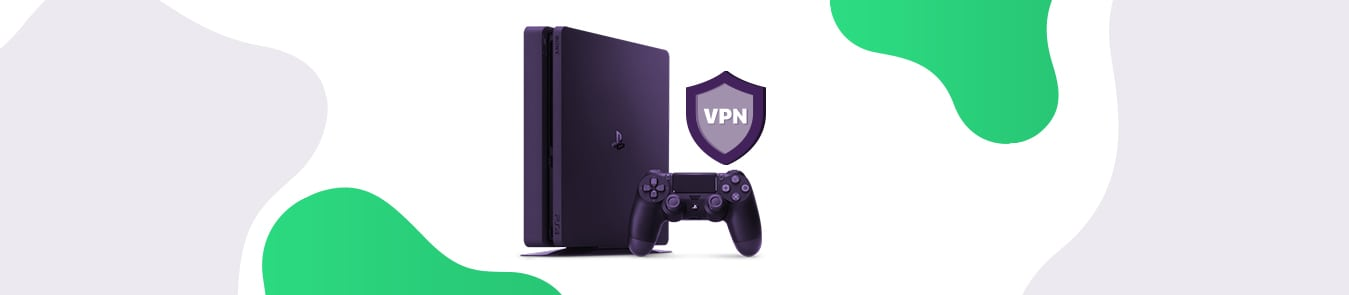 how to setup vpn on ps4