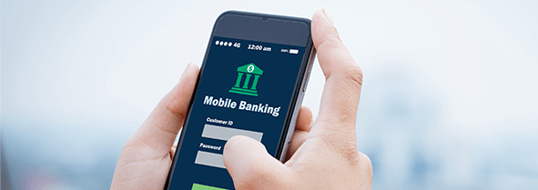 Install the Bank's Mobile App
