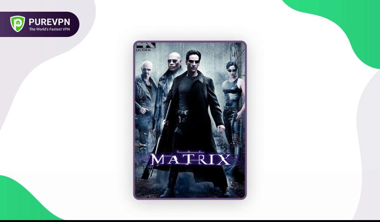 Matrix - best hacker movie