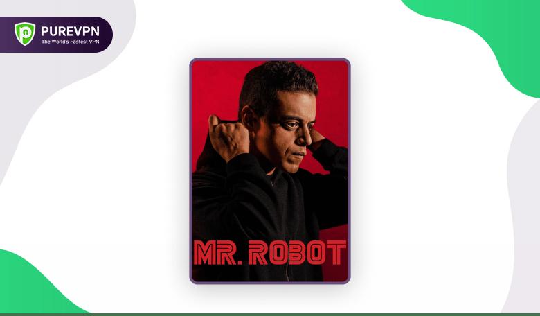 Mr.Robot - best hacker tv series