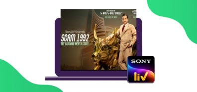 How to Watch Scam 1992 Free Online on SonyLiv