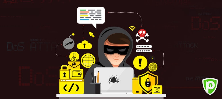signs of application layer attack