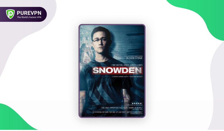 Snowden - best hacker movie