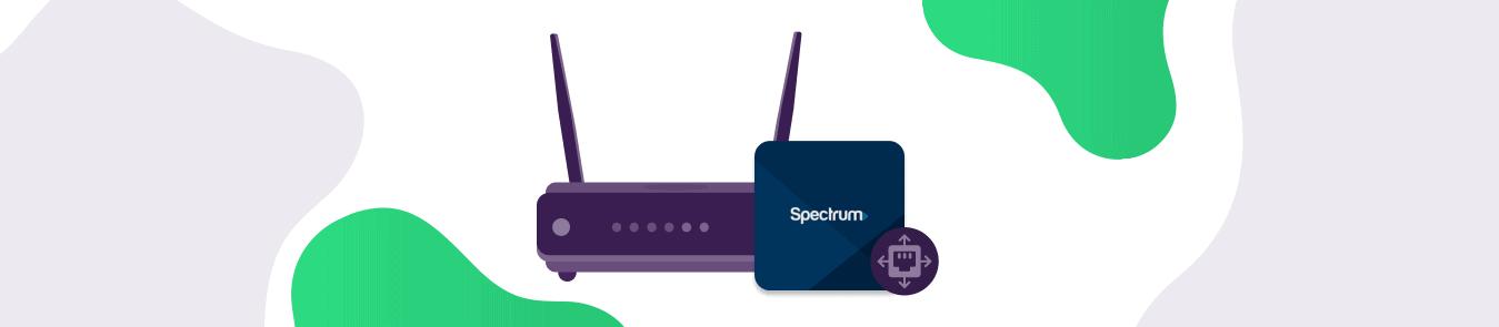 spectrum port forwarding