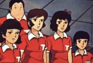 volleyball anime Ashita e Atakku