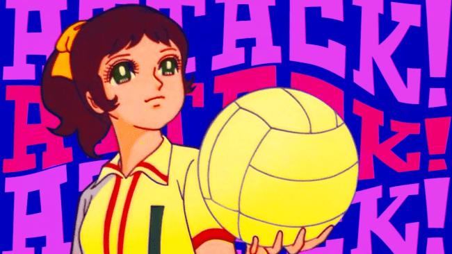 volleyball anime Atakku Nanba Wan