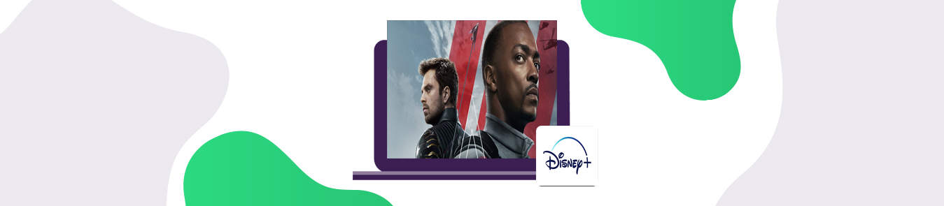 watch falcon and winter soldier on disney plus