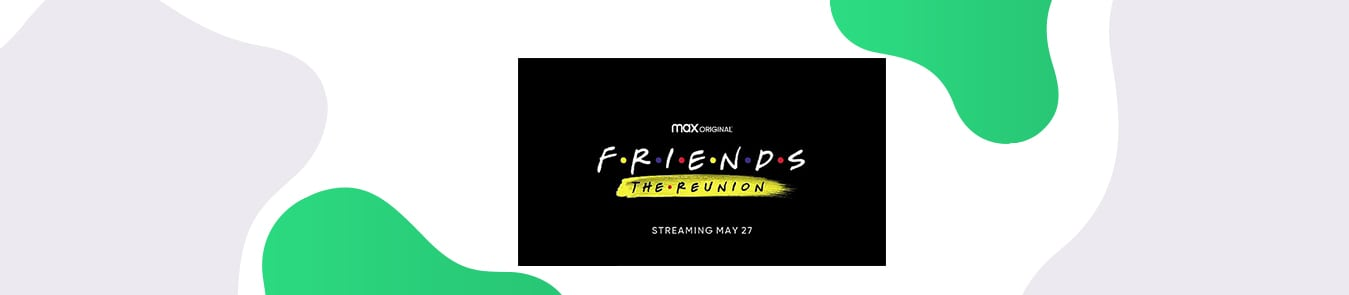 watch friends reunion on hbo max