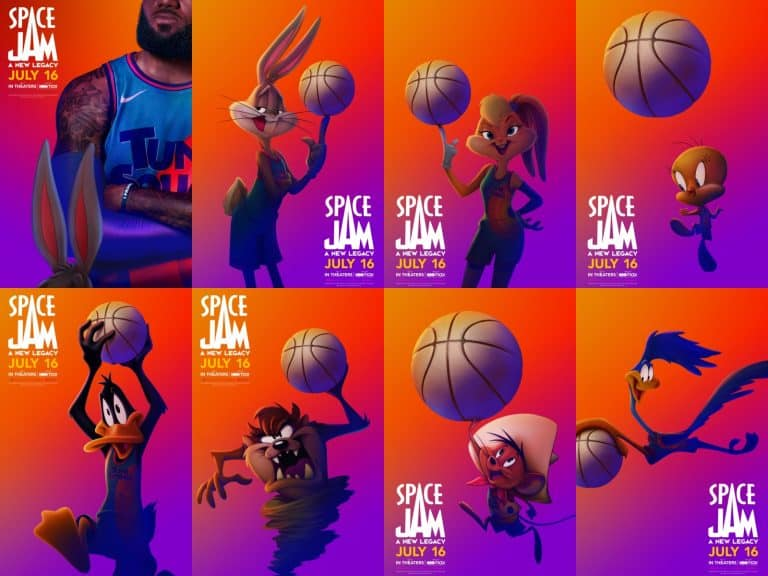 watch space jam 2 in germany