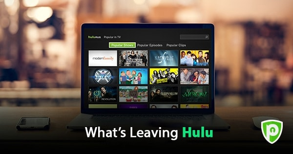 Here S What S Leaving Hulu In November 2020 Purevpn Blog